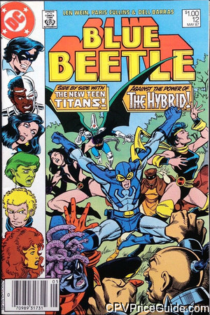 blue beetle 12 cpv canadian price variant image