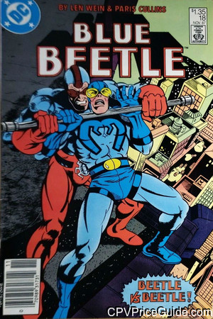 blue beetle 18 cpv canadian price variant image