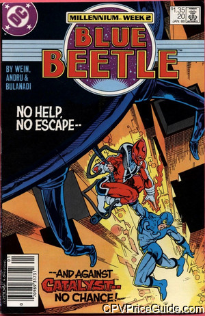 blue beetle 20 cpv canadian price variant image