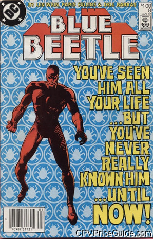 blue beetle 8 cpv canadian price variant image