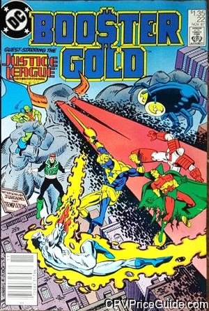 booster-gold 22 CPV