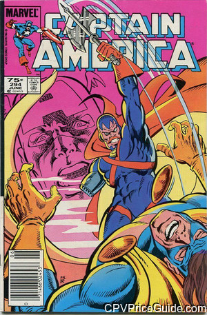 captain america 294 cpv canadian price variant image