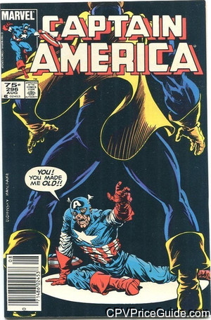 captain america 296 cpv canadian price variant image