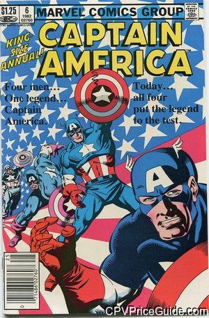 captain america annual 6 cpv canadian price variant image