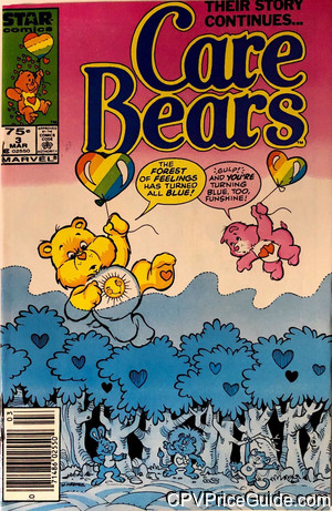 care bears 3 cpv canadian price variant image