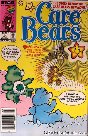 care bears 5 cpv canadian price variant image