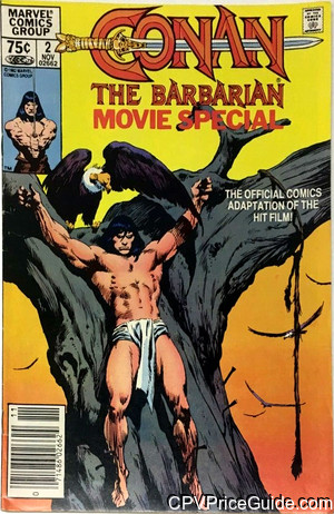 conan the barbarian movie special 2 cpv canadian price variant image