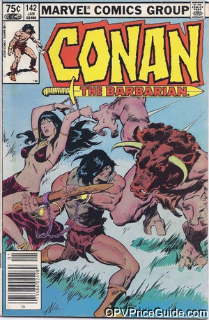 conan the barbarian 142 cpv canadian price variant image