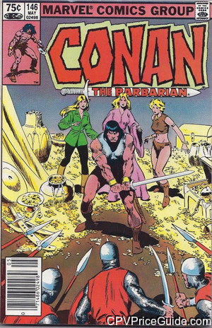 conan the barbarian 146 cpv canadian price variant image