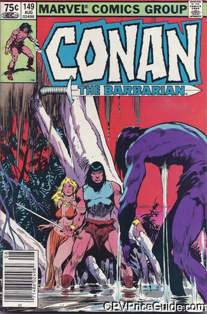 conan the barbarian 149 cpv canadian price variant image