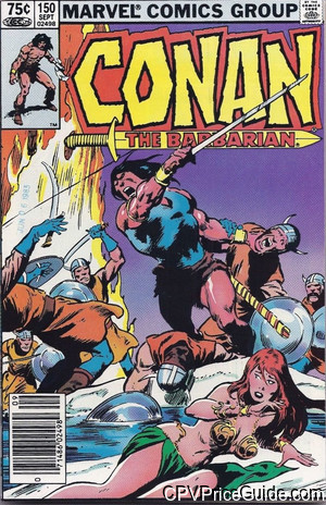 conan the barbarian 150 cpv canadian price variant image