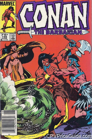 conan the barbarian 159 cpv canadian price variant image