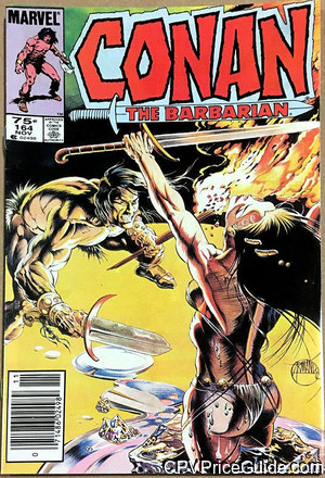 conan the barbarian 164 cpv canadian price variant image