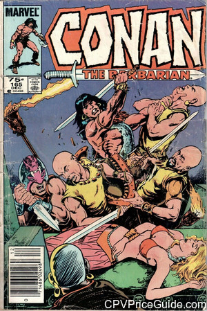 conan the barbarian 165 cpv canadian price variant image