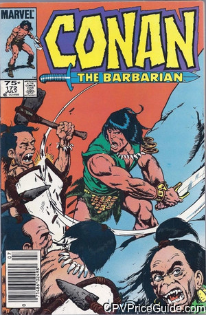 conan the barbarian 172 cpv canadian price variant image