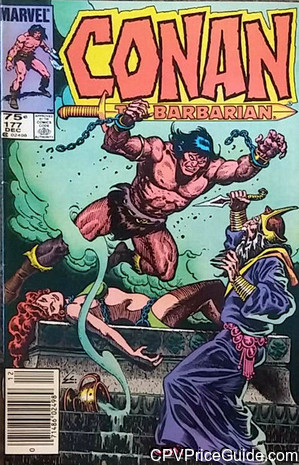 conan the barbarian 177 cpv canadian price variant image