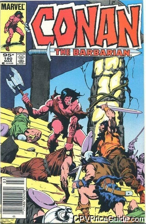 conan the barbarian 180 cpv canadian price variant image