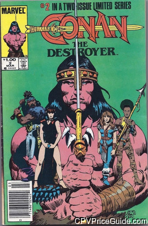 conan the destroyer 2 cpv canadian price variant image