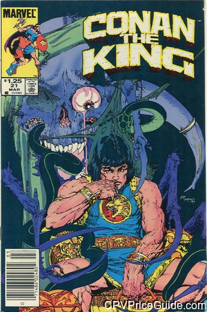 conan the king 21 cpv canadian price variant image