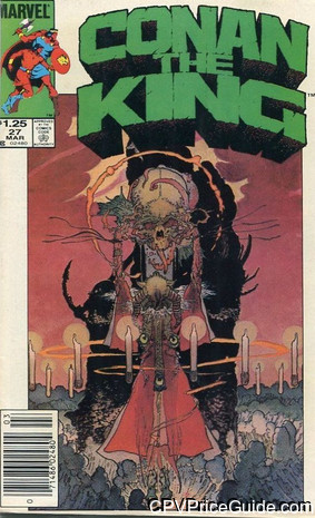conan the king 27 cpv canadian price variant image