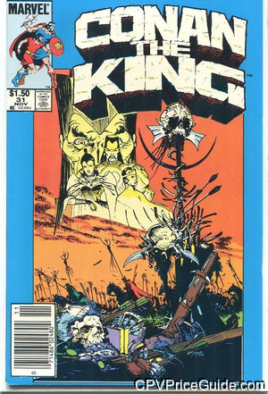 conan the king 31 cpv canadian price variant image