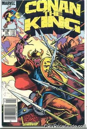 conan the king 32 cpv canadian price variant image