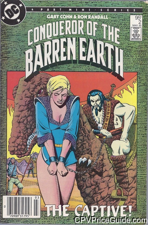conqueror of the barren earth 2 cpv canadian price variant image