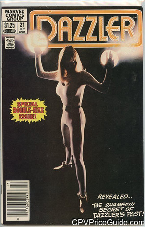 dazzler 21 cpv canadian price variant image