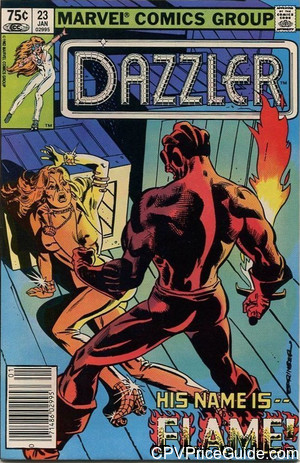 dazzler 23 cpv canadian price variant image