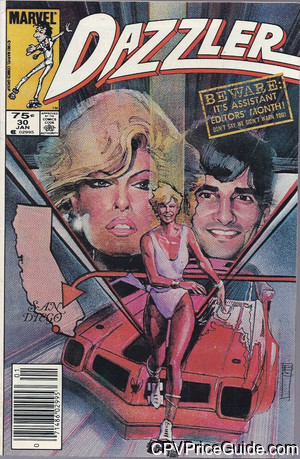 dazzler 30 cpv canadian price variant image