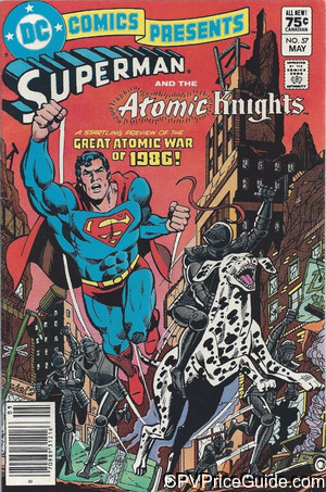 dc comics presents 57 cpv canadian price variant image