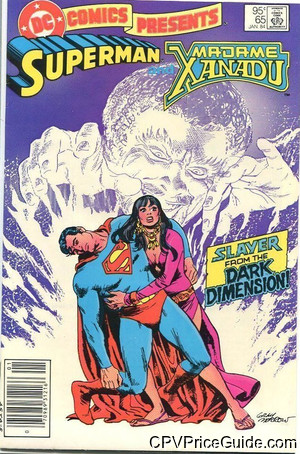 dc comics presents 65 cpv canadian price variant image