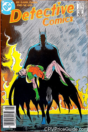 detective comics 574 cpv canadian price variant image