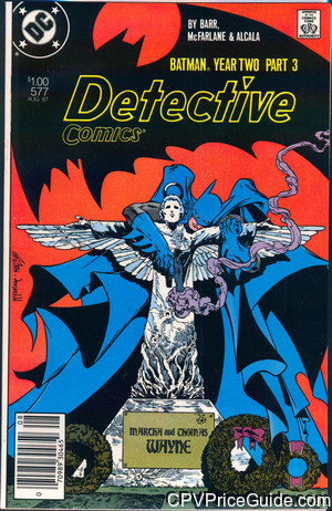 detective comics 577 cpv canadian price variant image