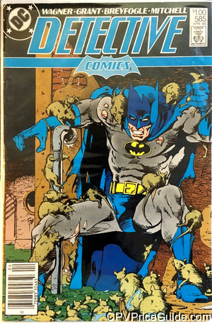 detective comics 585 cpv canadian price variant image