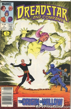 dreadstar and company 2 cpv canadian price variant image