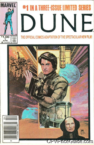 dune 1 cpv canadian price variant image