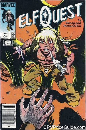 elfquest 12 cpv canadian price variant image