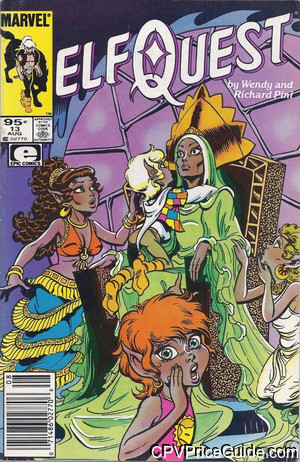 elfquest 13 cpv canadian price variant image
