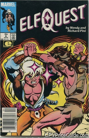 elfquest 9 cpv canadian price variant image