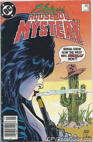 elviras house of mystery 3 cpv canadian price variant image