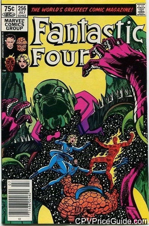 fantastic four 256 cpv canadian price variant image