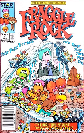 fraggle rock 1 cpv canadian price variant image