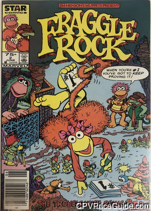 fraggle rock 2 cpv canadian price variant image