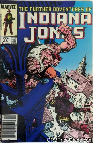 further adventures of indiana jones 11 cpv canadian price variant image