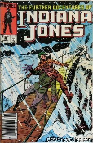 further adventures of indiana jones 18 cpv canadian price variant image