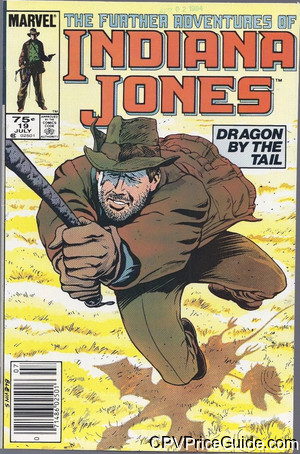 further adventures of indiana jones 19 cpv canadian price variant image