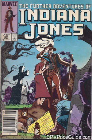 further adventures of indiana jones 29 cpv canadian price variant image