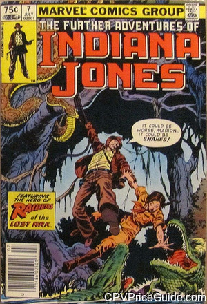 further adventures of indiana jones 7 cpv canadian price variant image