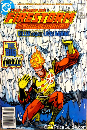fury of firestorm 34 cpv canadian price variant image